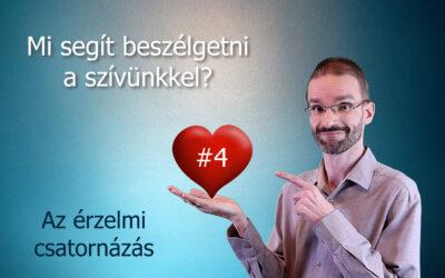 Beszélgetés a szívünkkel #4 – Érzelmi csatornázás