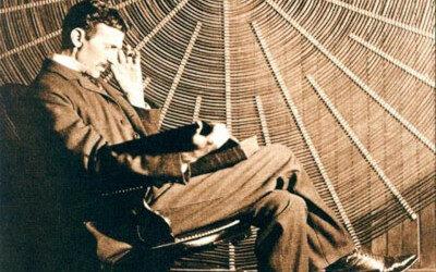 Tesla – egy briliáns elme és egy kivételes ember (könyv)